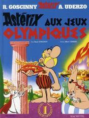 Astérix T.12 ; Astérix aux jeux olympiques - Intérieur - Format classique