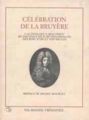 Célébration de la Bruyère - Couverture - Format classique