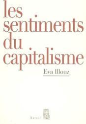 Les sentiments du capitalisme - Couverture - Format classique