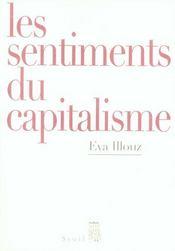 Les sentiments du capitalisme - Intérieur - Format classique