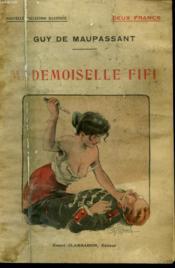 Mademoiselle Fifi. Collection : Nouvelle Collection Illustree N° 16 - Couverture - Format classique