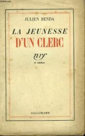 La Jeunesse D'Un Clerc. - Couverture - Format classique