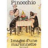 Pinocchio, Images D'Une Marionnette - Couverture - Format classique