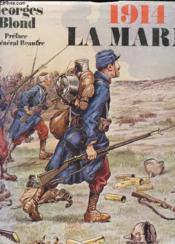 1914 La Marne - Couverture - Format classique