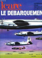 Icare N°111 - Le Debarquement - Tome 3 - Couverture - Format classique