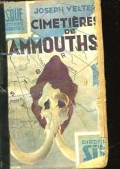 Cimetieres De Mammouths - Couverture - Format classique