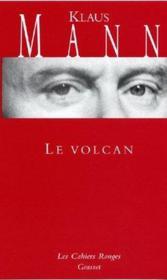 Le volcan - Couverture - Format classique