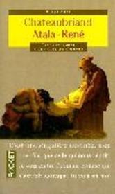 Atala ; René - Couverture - Format classique