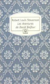 Les aventures de David Balfour - Intérieur - Format classique