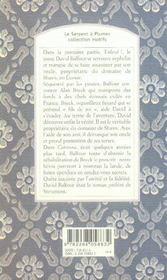 Les aventures de David Balfour - 4ème de couverture - Format classique