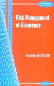 Risk Management Et Assurance - Intérieur - Format classique