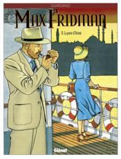 Max fridman t.2 ; la porte d'orient - Couverture - Format classique