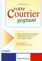 Votre Courrier Gagnant - Intérieur - Format classique
