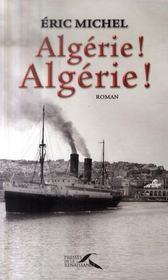 Algérie ! Algérie ! - Intérieur - Format classique
