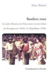 Banderia Rossa - Couverture - Format classique