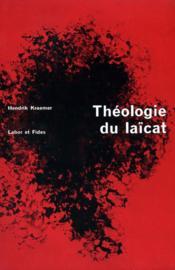 Theologie Du Laicat Lab - Couverture - Format classique