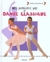 Mes Premiers Pas De Danse Classique - Intérieur - Format classique