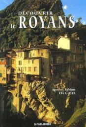 Découvrir le Royans - Couverture - Format classique