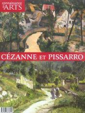 Connaissance Des Arts N.275 ; Cézanne Et Pissarro - Intérieur - Format classique