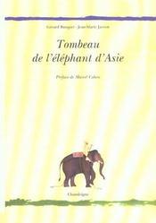 Tombeau de l'éléphant d'Asie - Intérieur - Format classique