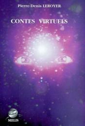 Contes virtuels - Couverture - Format classique