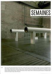 Semaines N 03 - Couverture - Format classique