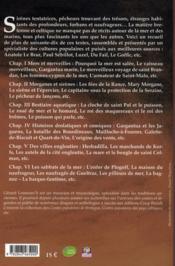 Contes populaires de la mer et des marins - 4ème de couverture - Format classique