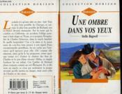 Une Ombre Dans Vos Yeux - A Cowboy For Christmas - Couverture - Format classique
