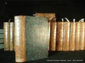 Oeuvres complètes de Walter Scott. Tomes 1 à 137, en 114 volumes. - Couverture - Format classique