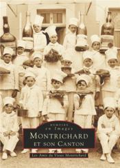 Montrichard et son canton - Couverture - Format classique