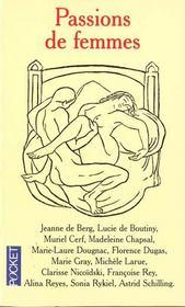 Passions de femmes - Intérieur - Format classique