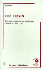Vers Libres, Anthologie Poetique - Intérieur - Format classique