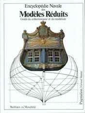 Encyclopedie navale des modeles reduits - guide du collectionneur et du modelist - Intérieur - Format classique