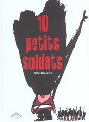 10 petits soldats - Intérieur - Format classique
