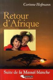 Retour d'Afrique - Intérieur - Format classique