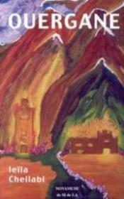 Ouergane - Couverture - Format classique