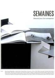 Semaines t.4 - Couverture - Format classique
