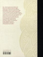 Asia : art de vie - 4ème de couverture - Format classique