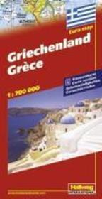 **Grece 1/7 000 000 - Couverture - Format classique