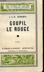 Goupil Le Rouge - Couverture - Format classique