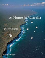 At home in Australia - Couverture - Format classique