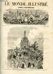 LE MONDE ILLUSTRE N°855 Langres (Haute-Marne) - Couverture - Format classique