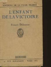 L'Enfant De La Victoire - Couverture - Format classique