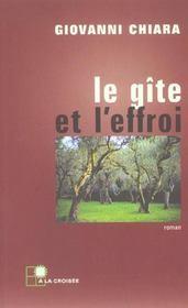 Le Gite Et L'Effroi - Intérieur - Format classique