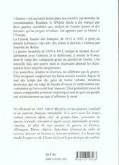 Parfum De L'Aventure - 4ème de couverture - Format classique
