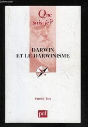 Darwin et le darwinisme - Couverture - Format classique