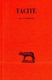 Vie d'Agricola - Couverture - Format classique