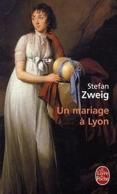 Un mariage à Lyon - Intérieur - Format classique