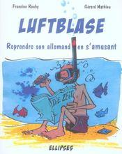 Luftblase ; reprendre l'allemand en s'amusant - Intérieur - Format classique