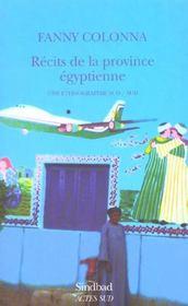Recits De La Province Egyptienne - Intérieur - Format classique